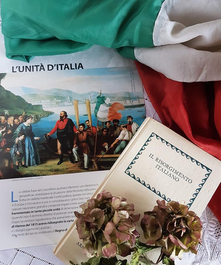 Il Risorgimento italiano, approfondimento di storia per il III anno della Scuola Secondaria di I grado a cura della prof.ssa Gabriella Rizzo
