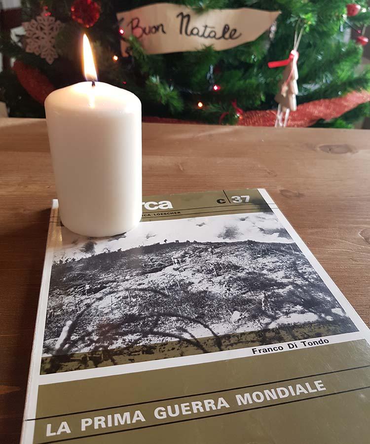 La tregua di Natale del 1914: approfondimento di Storia per gli alunni della classe III della Scuola Sec. di I grado a cura di G. Rizzo | Homework & Muffin