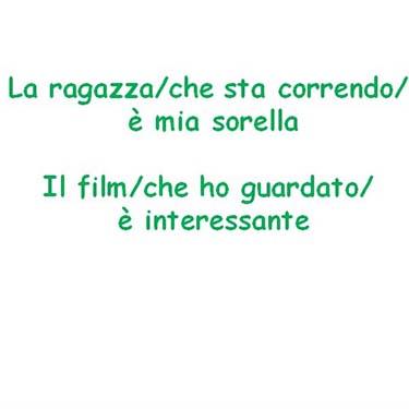 I pronomi relativi, approfondimento di italiano per gli alunni della Scuola Secondaria di I grado a cura di Gabriella Rizzo | Homework & Muffin