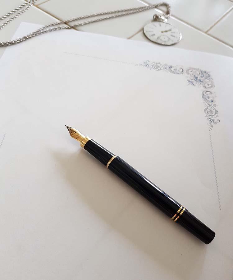 La lettera personale, approfondimento di italiano per gli studenti del II anno della Scuola Secondaria di I grado | Homework & Muffin
