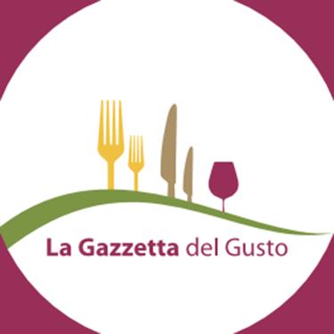 Logo la Gazzetta del Gusto