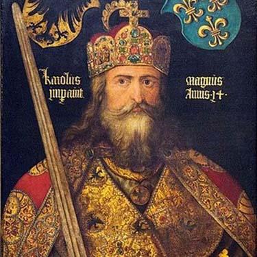 Carlo Magno, da re dei Franchi a imperatore, approfondimento di storia per gli alunni della Scuola Secondaria di I grado | Homework & Muffin