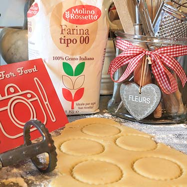 Coppa di crema allo stracchino, ricetta dolce di Gabriella Rizzo partecipante al Talent For Food 2018 | Homework & Muffin