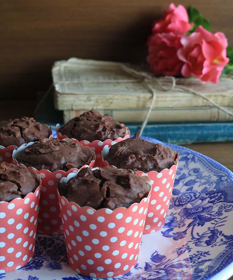 Muffin al cioccolato, ricetta per la merenda dolce per gli studenti della Scuola secondaria di I grado a cura di Gabriella Rizzo | Homework & Muffin