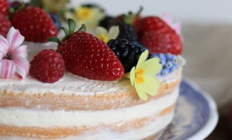 Torta di compleanno, ricetta per la merenda dolce per gli studenti della Scuola Secondaria di I Grado a cura di Gabriella Rizzo | Homework & Muffin