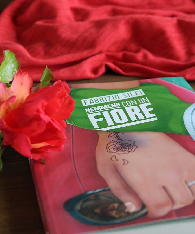 Nemmeno con un fiore,recensione del romanzo per ragazzi di Fabrizio Silei a cura della professoressa Gabriella Rizzo | Homework & Muffin