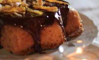 Stella di Natale all'arancia: dolce dell'Avvento, ricetta per la merenda dolce dei bambini e ragazzi a cura di Gabriella Rizzo | Homework & Muffin