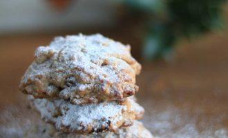 Biscotti con gocce di cioccolato e spezie, merenda dolce e idea regalo per Natale a cura di Gabriella Rizzo | Homework & Muffin