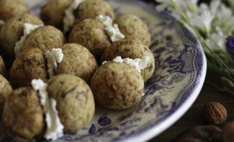 Baci di dama salati, ricetta per il Viaggio dei Sapori promosso dall'Associazione Italiana Food Blogger, a cura di Gabriella Rizzo | Homework & Muffin