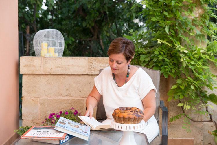 Gabriella Rizzo. Professoressa in cucina | Homework & Muffin