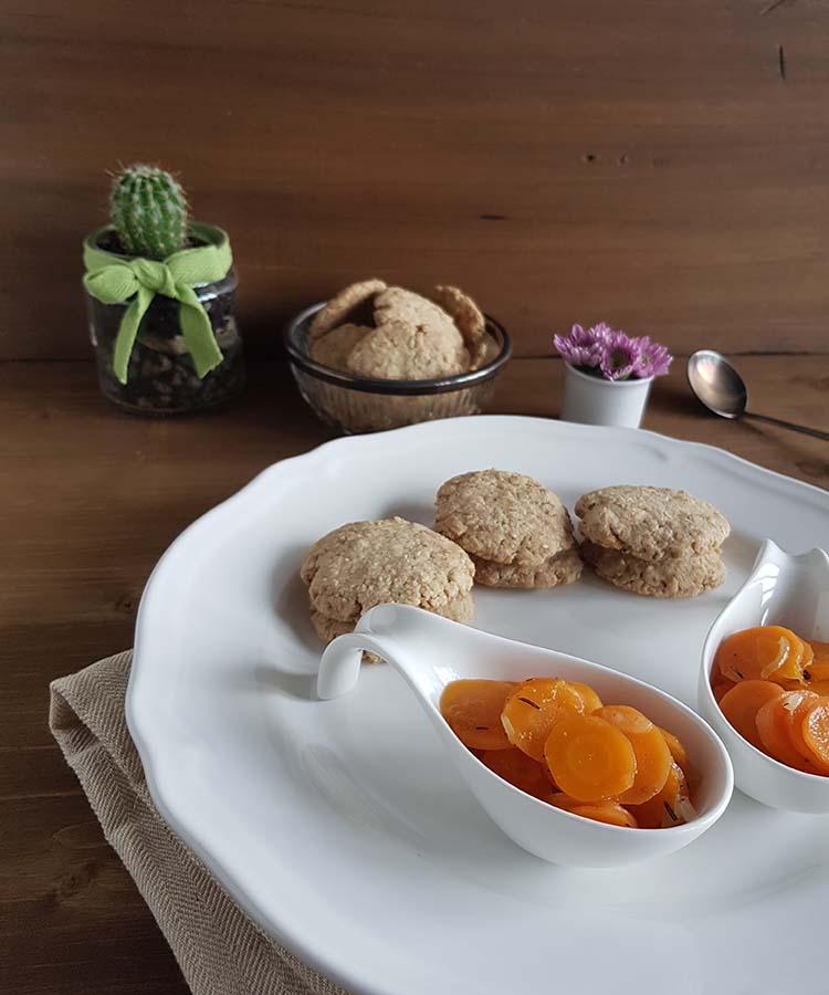 Gallette di fiocchi d'avena: ricetta per la merenda salata proposta dalla professoressa Gabriella Rizzo | Homework & Muffin