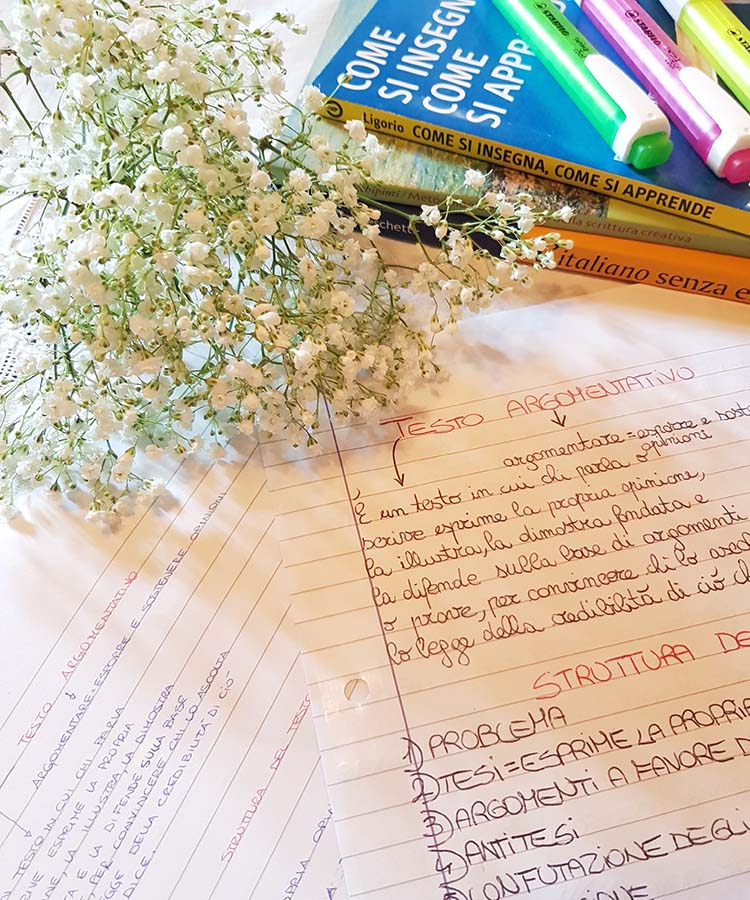 Il testo argomentativo, approfondimento di italiano per gli studenti del terzo anno della Scuola Secondaria di I grado | Homework & Muffin