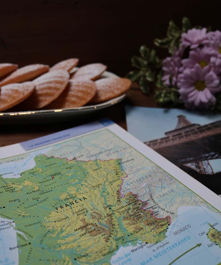 Territorio, popolazione ed economia della Francia, approfondimento di geografia per gli alunni della scuola secondaria di I grado. | Homework & Muffin