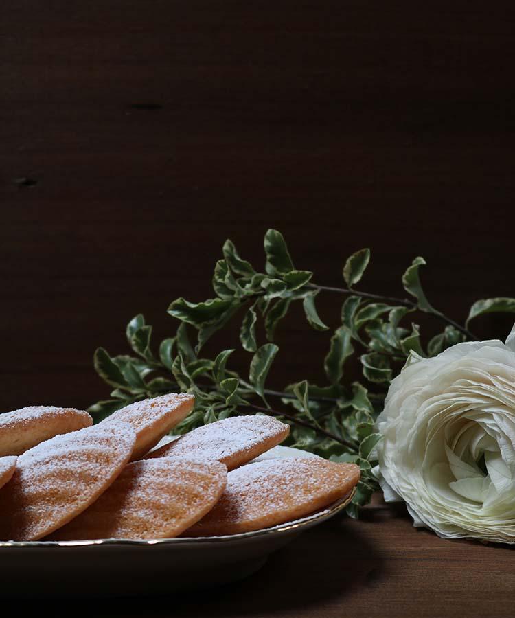 Madeleines, dolci francesi per la merenda dolce per gli alunni della scuola secondaria di I grado proposta da Gabriella Rizzo | Homework & Muffin